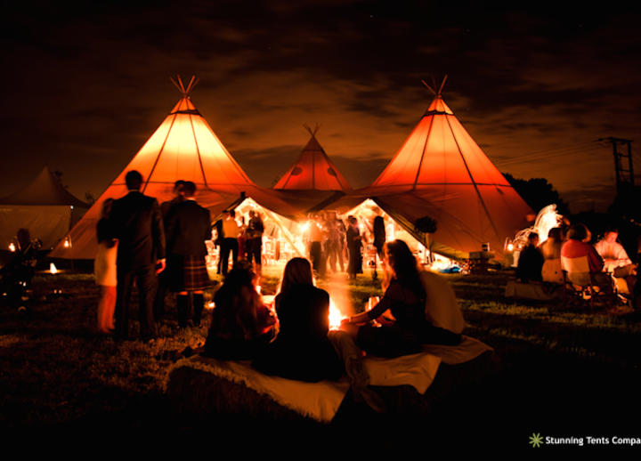 Triple Kata & Weddings Festivals u0026 Corporate Events - Gold Coast Tipi Hire