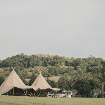 Marquee and Tipi hire Gold Coast