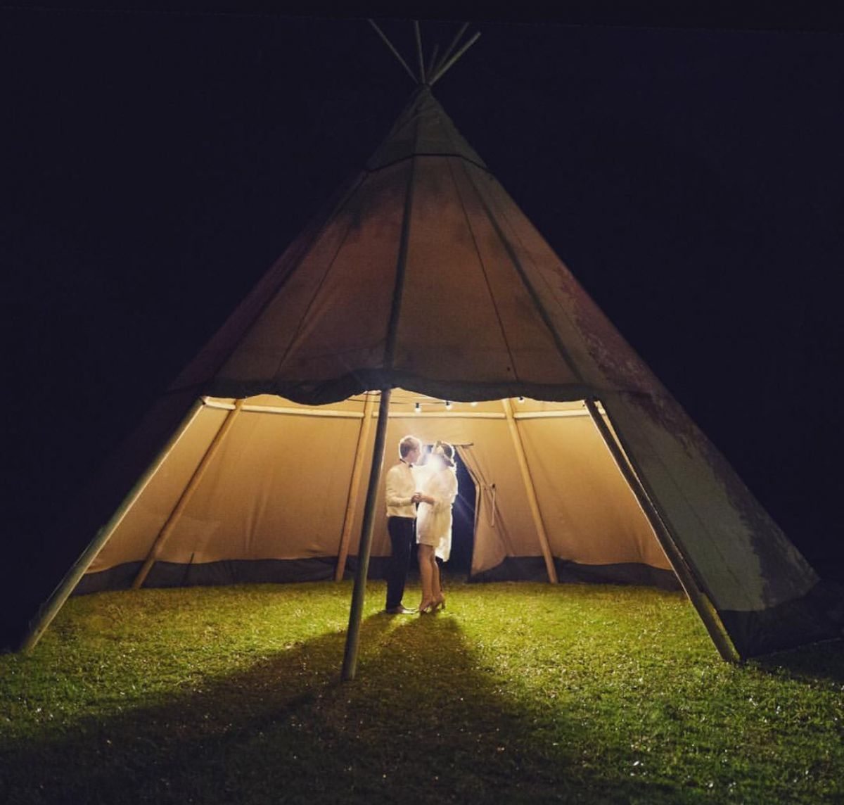 Kung Tipi Wedding Hire
