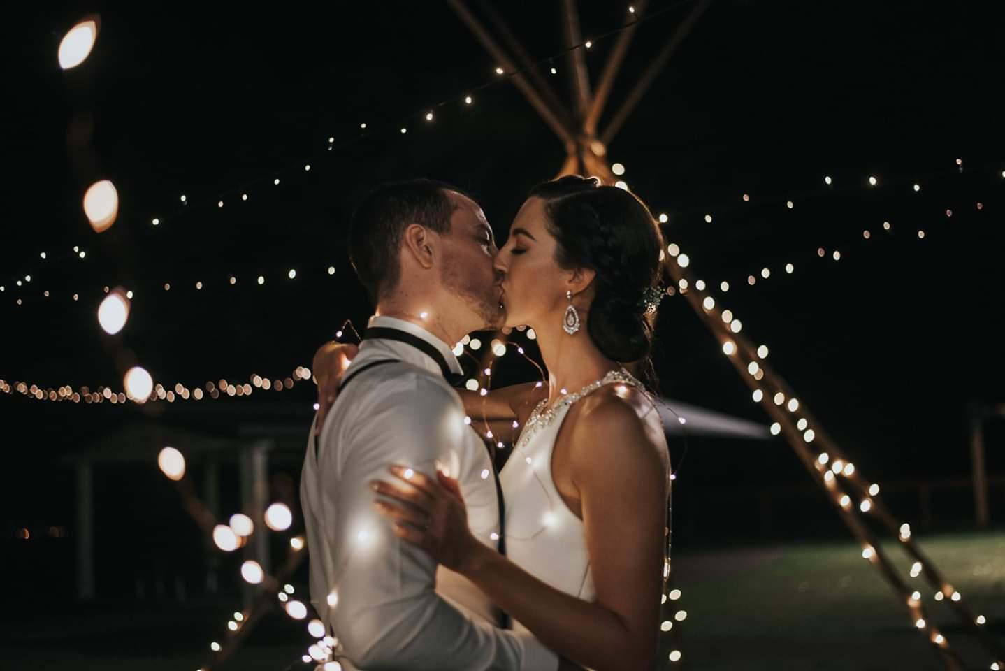 Kirra Hill Tipi Wedding Jess & Scott
