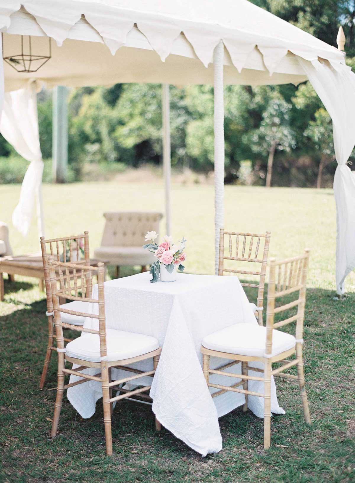 Luxe Marquee Gold Coast Wedding