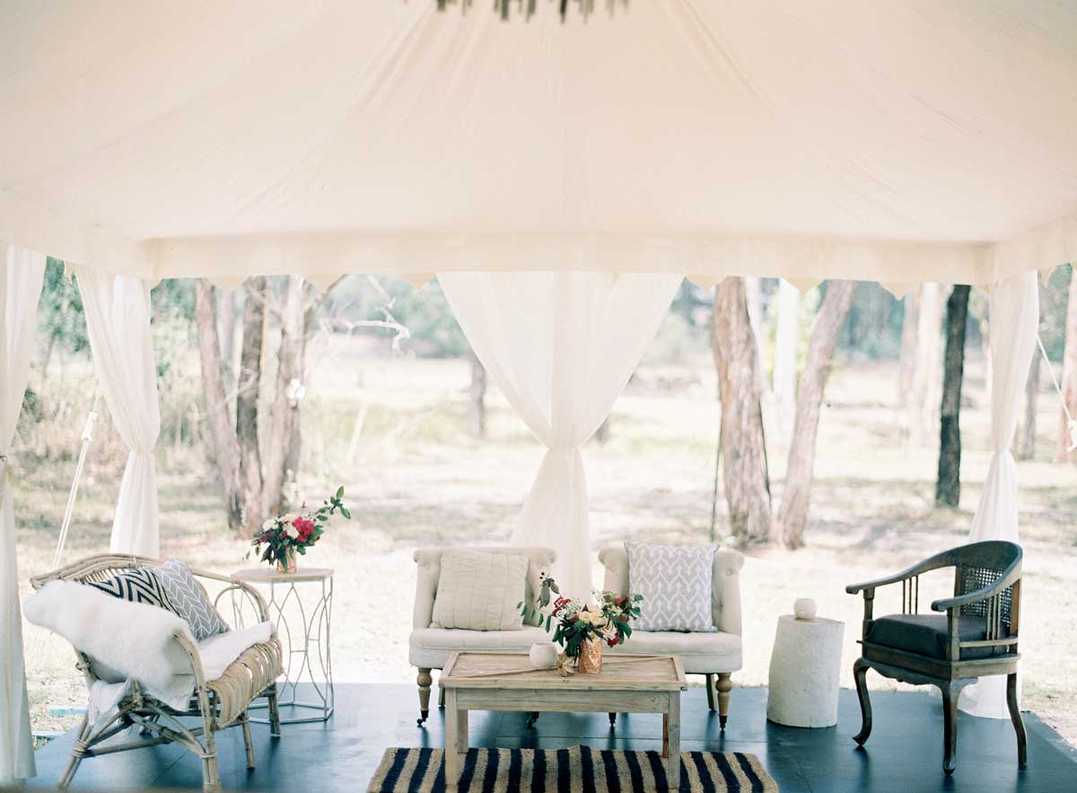 Luxe Marquee Hire Gold Coast