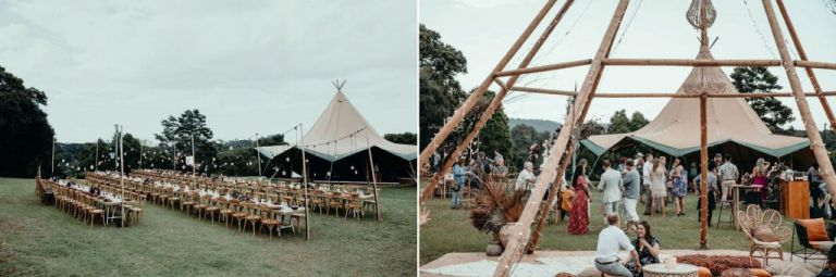 Ardeena Tipi Wedding Lovefest