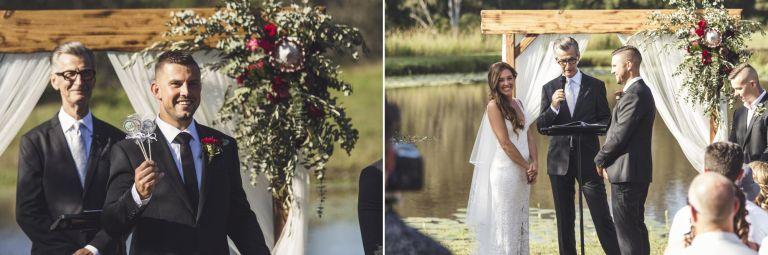Gold Coast Farm House Wedding