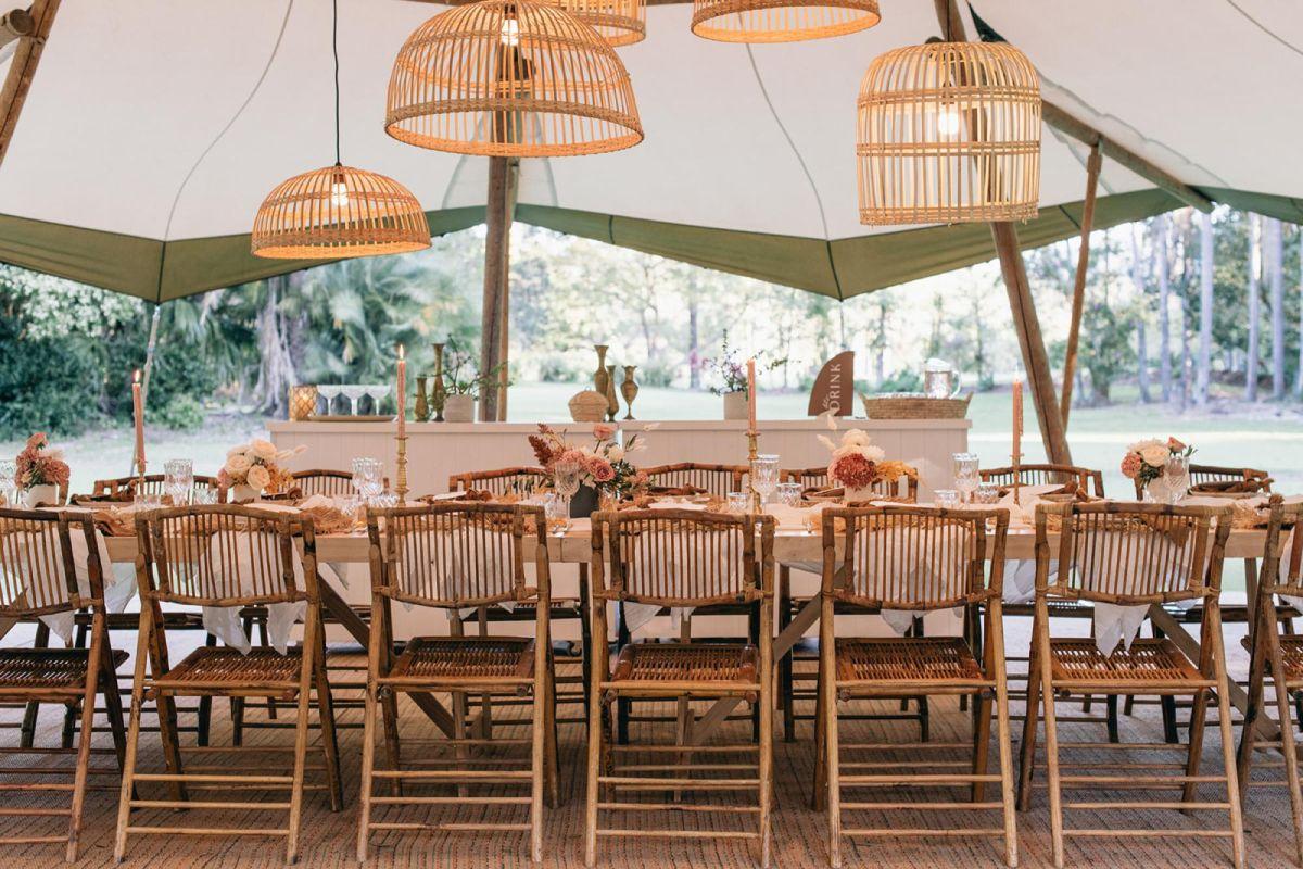 Tipi Wedding Gold Coast