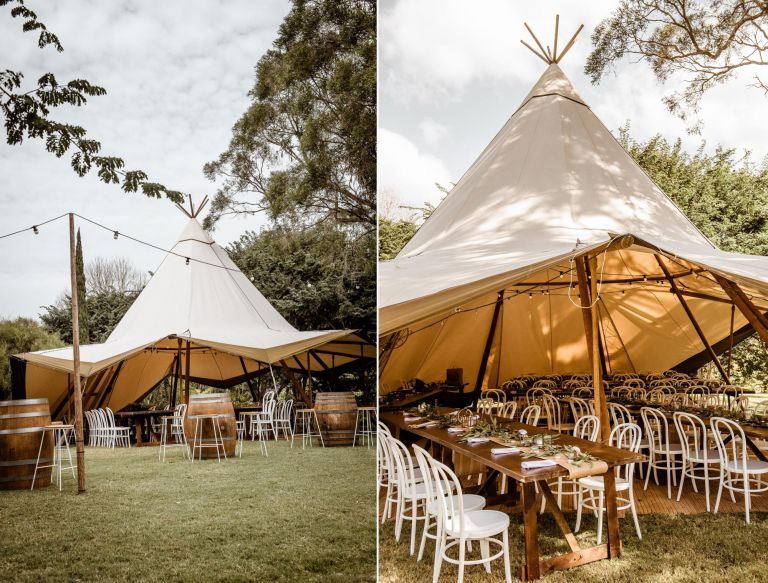 Gold Coast Tipi Hire Riverwood